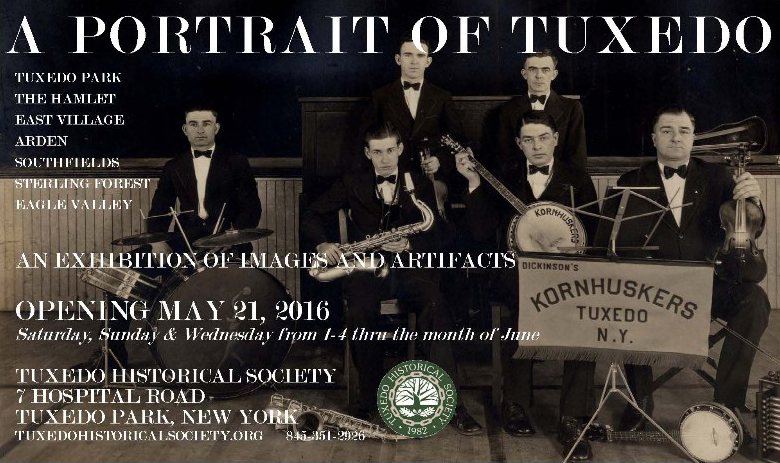 A Portrait of Tuxedo - Tuxedo Historical Society